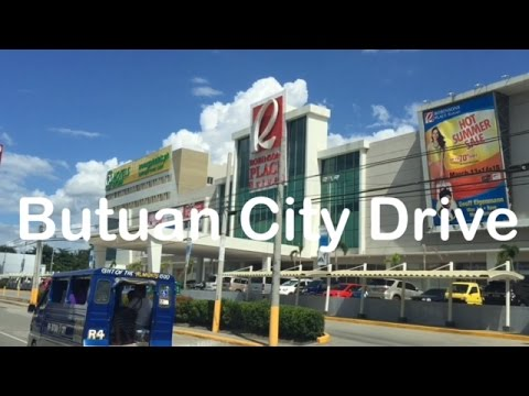 Butuan City Drive Overview Robinsons Place Mindanao Philippines by HourPhilippines.com