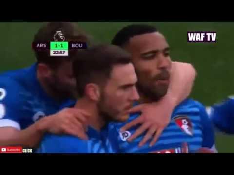 Download Arsenal vs bournemouth 3   1 Goals & Highlights   EPL 27112016