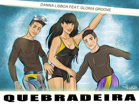 Danna Lisboa - Quebradeira (feat. Gloria Groove) (Coreografia Oficial)