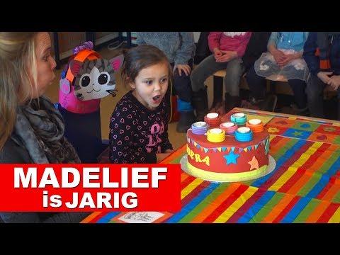 MADELIEF IS JARIG !! - De Nagelkerkjes #42