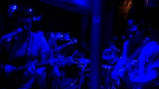 THE METEOPATHICS live in Sone Bar- Volcano Stone bar Rovereto 07/12/13