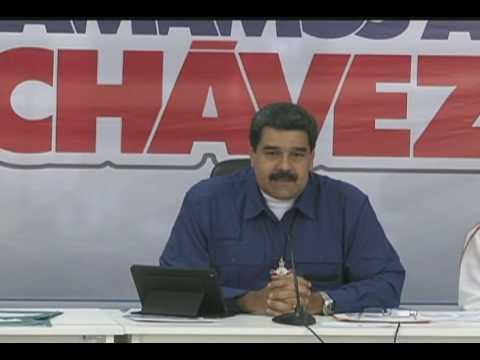 La CONTUNDENTE respuesta de Maduro a Kuczynski tras decir que latinoamericanos son perritos echados