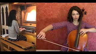 Shenandoah for cello and organ