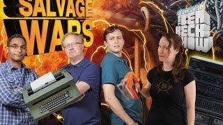 ben heck s salvage wars