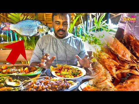 Live Seafood Restaurant In Chennai | Crab, Fish, Prawn, Lobster Fry