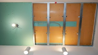 как сделать потолок из гипсокартона в коридоре своими руками
