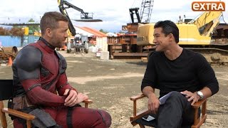 Exclusive 'Deadpool' Set Visit: Ryan Reynolds on the Movie's Climactic Fight