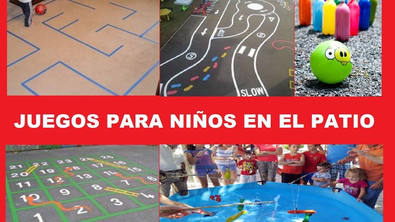 Juegos De Jardin Para Nios En Tucuman | Proyecto Camino A La ...