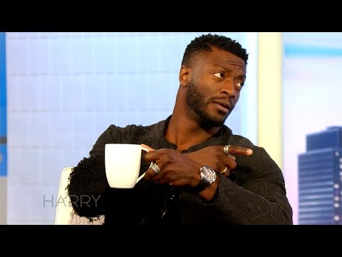 How Aldis Hodge Helped Taraji P. Henson