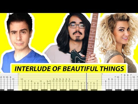 Mateus Asato Solo (with TABS) - Interlude of Beautiful Things - Tori Kelly - by Riff_Hero