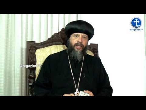 Holy Speech by His Grace Bishop Youssef