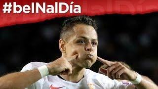 #beINalDía: Chicharito volvió a anotar en Europa League