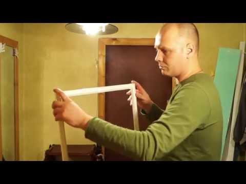 видео: Ремонт Москитной сетки!