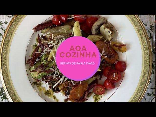 #CozinhaAQA com Renata de Paula David