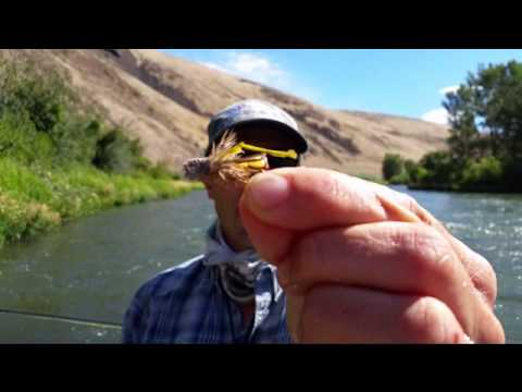 Mid-day Hopper Fishing Tips - Use a Dave's Hopper in Sunlight