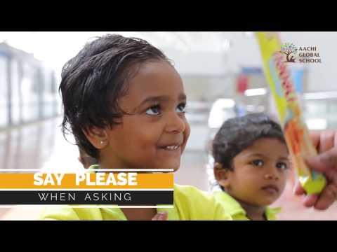 Kids in Metro : Aachi Global School : A new way to learn