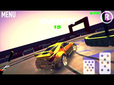 GYMKHANA DRIFT! Trailer [ANDROID]