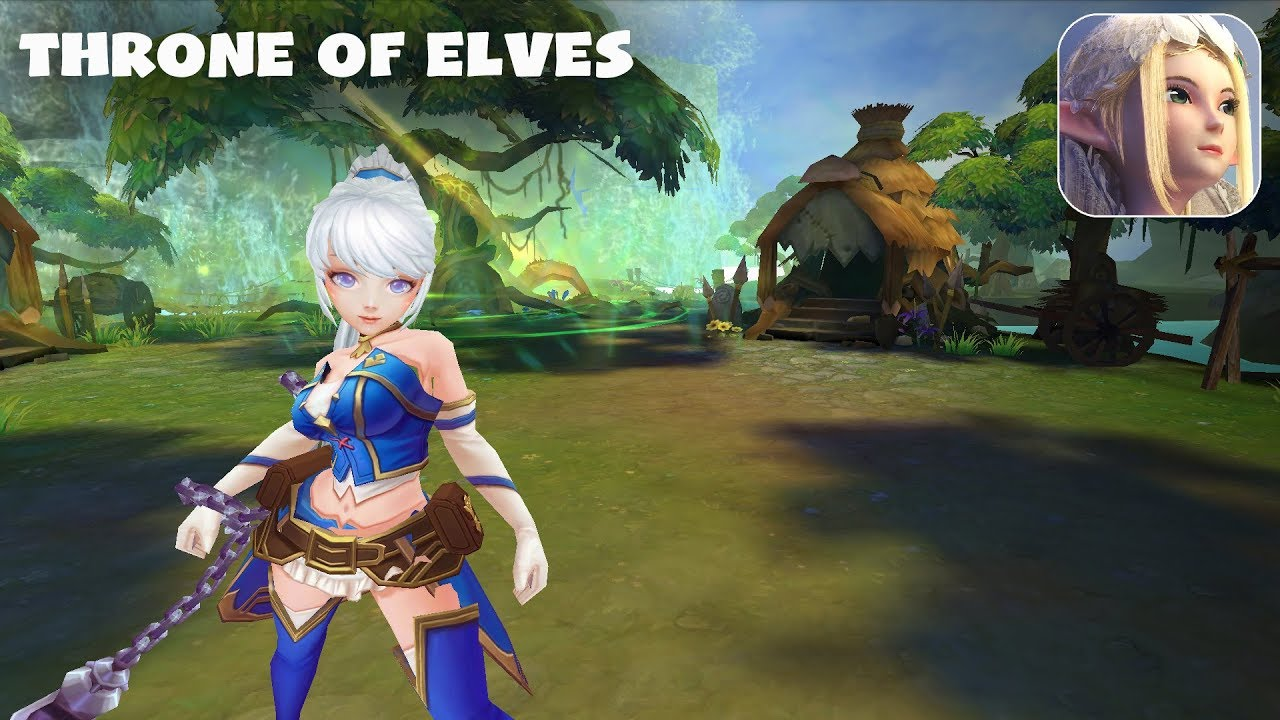 Download Throne Of Elves Gameplay Android