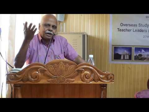Professor AR Ramanathan