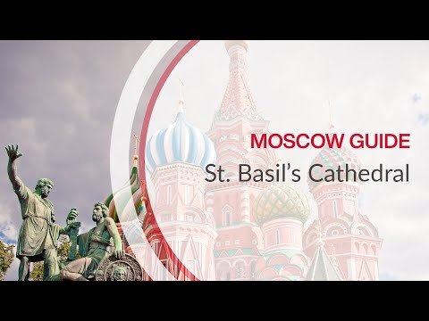 Moscow Guide - St. Basil's Cathedral