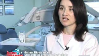 Sensodyne - Za zdrav i lijep osmjeh - Korištenje konca za zube?