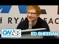 Ed Sheeran Could Not Get In To the GRAMMYs After Party | On Air with Ryan Seacrest