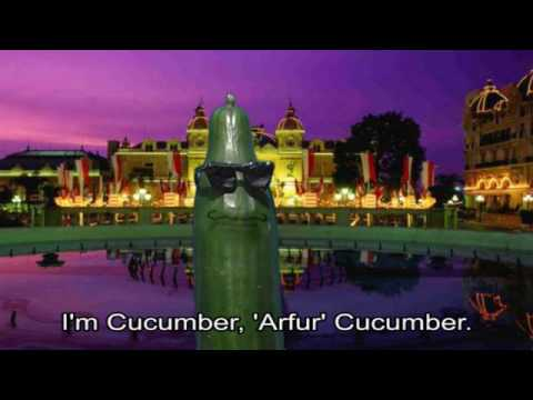 how to keep english cucumbers