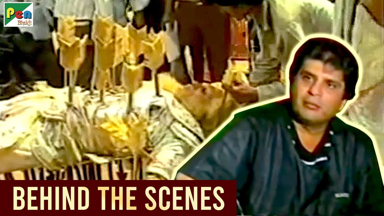 Making of Mahabharat - Part 09 | Behind The Scenes | Mahabharat (महाभारत) | B.R. Chopra | Pen Bhakti