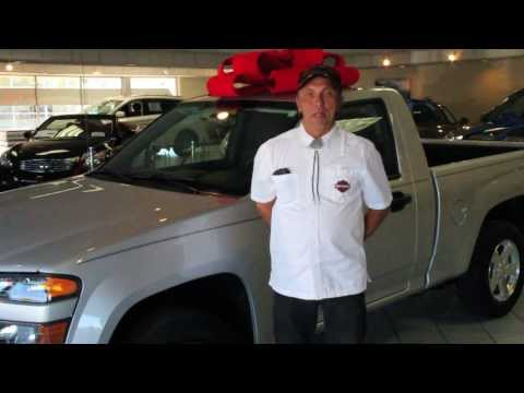 Jim Bought A Chevy Colorado At Madison Wisconsin Used Car Dealership Zimbrick