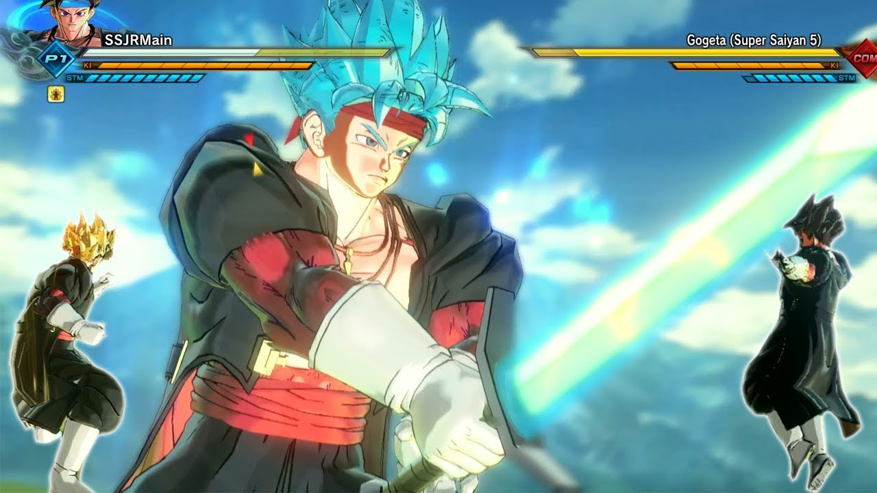 Custom SSJ4 Outfit For CAC Power Unleashed!   Dragon Ball Xenoverse 2 MOD REVIEWS - YouTube