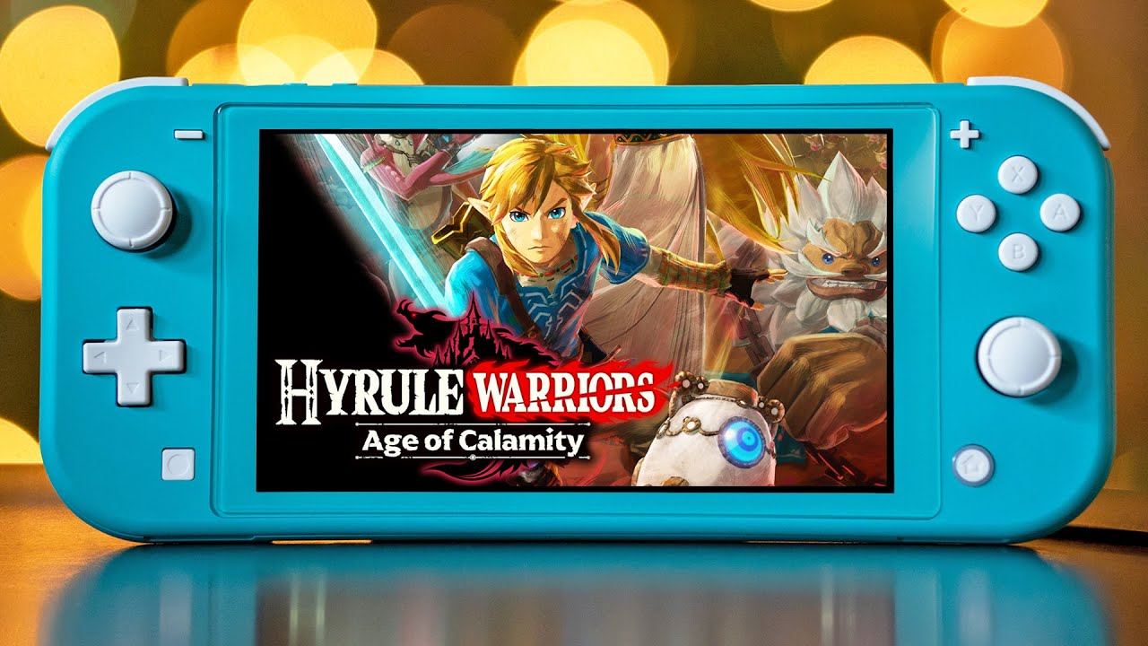 Hyrule Warriors Age Of Calamity Review Is It Worth Playing Nintendo Switch Raymond Strazdas Youtube