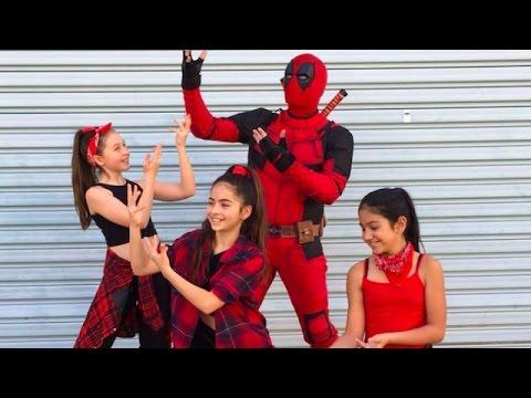 Deadpool: SHOOP - Salt-N-Pepa Cosplay Choreography | Jayden Rodrigues JROD