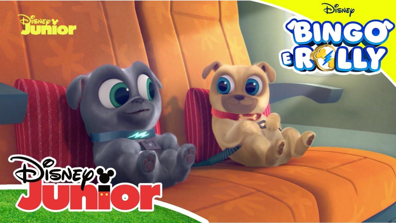Bingo E Rolly Aprende Com Disney Junior Os Paises Do Mundo Youtube