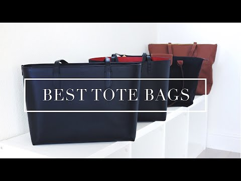 Best Tote Bags For Work | LookMazing