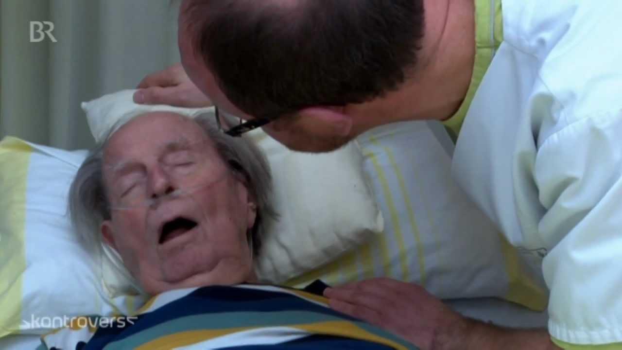 Endstadium Parkinson-Demenz