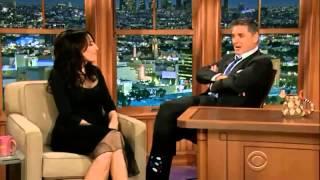 Katey Sagal & Michael Irvin interview on Craig Ferguson September 8, 2014 Full HD Episode