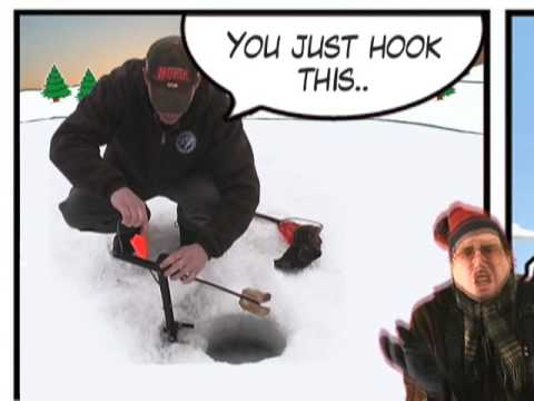 Funny Ice Fishing Music Video - My Favorite Minnesota