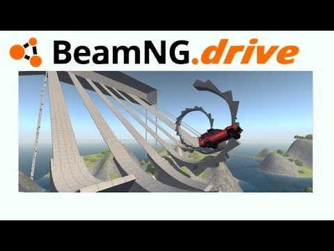 BeamNG.drive: Learn To Fly