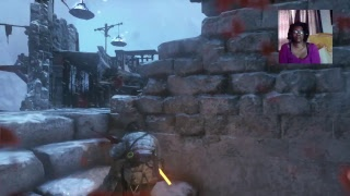 Rise of the tomb raider: Ps4 platform: On the road to 1k