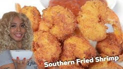 SOUTHERN FRIED SHRIMP: Easy Recipe (New)