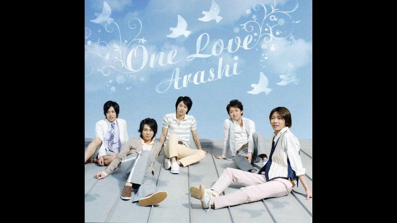 嵐 one love - YouTube