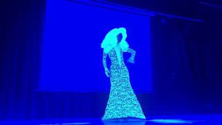 Gambar cover Trinity the Tuck Performing Turn Off the Light by Kim Petras in Cardiff Glee Club