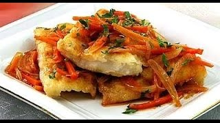 Как приготовить рыбу минтай очень вкусно!