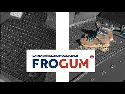 Frogum - резиновые коврики в автомобиль Фрогум (Польша)