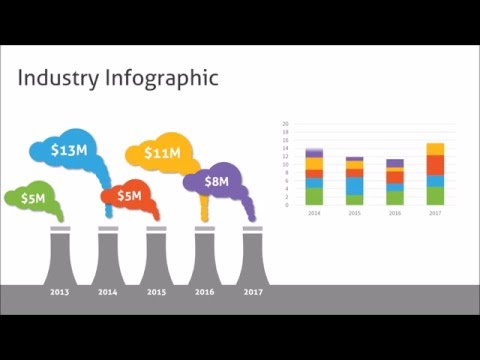 Infographic collection powerpoint template youtube toneelgroepblik Images