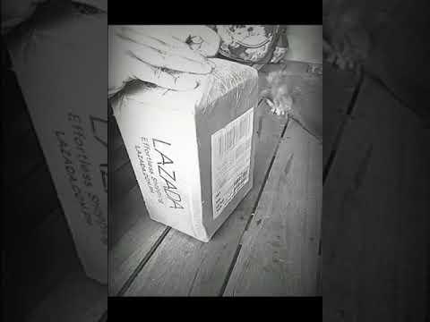 Unboxing Lazada - Intra Juice