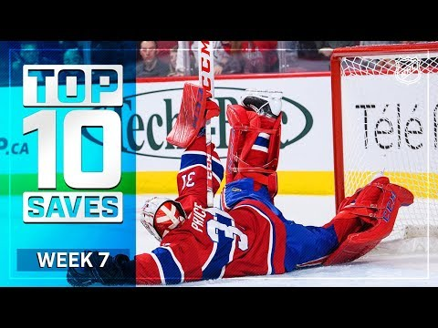 Top 10 Saves from Week 7
