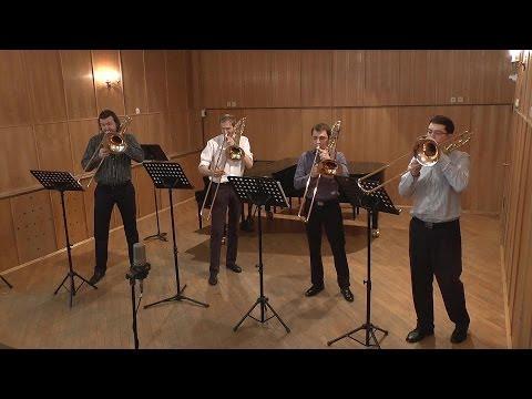 Квартет тромбонов Большого театра