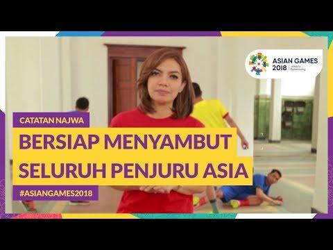 Catatan Najwa #AsianGames2018: Bersiap Menyambut Seluruh Penjuru Asia
