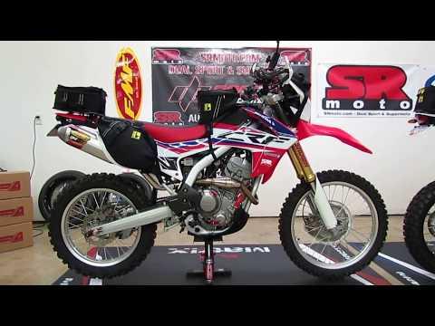 Honda CRFL Project Bike Upate From SRmoto